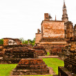 Stock Photo: sukhothai historical park