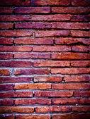 Textura tijolo vermelha — Fotografia Stock