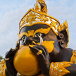 Stock Photo: God named Rahu