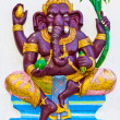 Ganesha is the god of India — Stock Photo