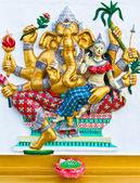Ganesha é o Deus da Índia — Fotografia Stock
