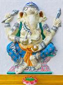Ganesha is the god of India — Stock Photo