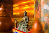 Buddhist temple located in a temple in Thailand — Foto de Stock