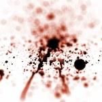 kan lekesi — Stok fotoğraf