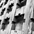 Stock Photo: Wooden gates
