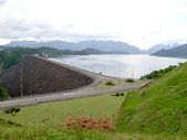 Ratchapapa Dam, Thailand — Stock Photo
