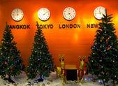 New year wall — Stock Photo