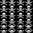 Jolly Roger — Stock Vector