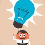 Good Idea — Stock Vector