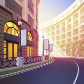 Street retail. — Stock Photo