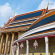 Thailand famous temple — Stock Photo #10335523