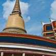 Thailand famous temple — Stock Photo #10336610