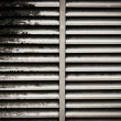 Stock Photo: Dirty ventilation shaft