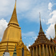 Stock Photo: Wat phrkaeo bangkok thailand