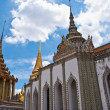 Wat phra kaeo bangkok thailand — Stock Photo