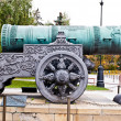 RussiTsar cannon — Stock Photo #8198117