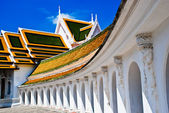 Temple of Thailand — 图库照片