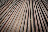 Railway line parts background — Foto de Stock