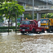 Bangkok worst flood in 2011 — Stock Photo #8966388