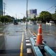 Bangkok worst flood in 2011 — Stock Photo #8967416