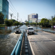 Bangkok worst flood in 2011 — Stock Photo #8967481
