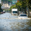 Bangkok worst flood in 2011 — Stock Photo #8967576