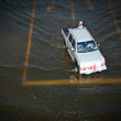Bangkok worst flood in 2011 — Stock Photo #8967590
