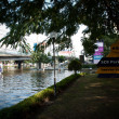 Bangkok worst flood in 2011 — Stock Photo #8967727