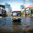 Постер, плакат: Bangkok worst flood in 2011