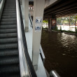 Bangkok worst flood in 2011 — Stock Photo #8967920