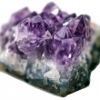 Stock Photo: Crystals ametyst