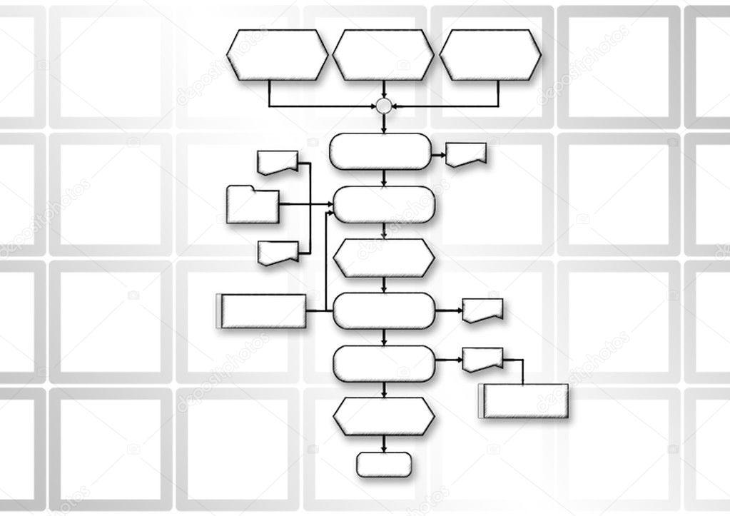diagrama de flujo de proceso de programaci u00f3n  u2014 foto de