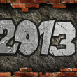 Happy 2013 — Stock Photo