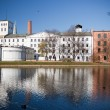White Factory in Lodz, Poland — Stock Photo
