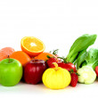 Fruits and vegetables — Stock Photo #10461310