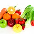 Fruits and vegetables — Stock Photo #10461321