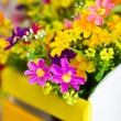 Decoration artificial flower — Stock Photo #10614286