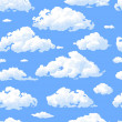 Clouds — Stock Vector #8858281