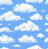雲 — ストックベクタ