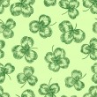Stockvector : Clovers