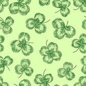 Clovers — Stock Vector