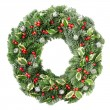 Christmas wreath — Stock Photo #8337975