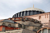Aya Sophia Dome — Stock Photo