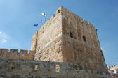 Jerusalem Tower — Stock Photo