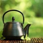 Teekanne — Stockfoto