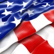 USA flag — Stock Photo #9453987