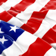 USA flag — Stock Photo #9454205