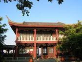 Chinese pagoda — Stock Photo