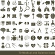 Medical icons — Stock Vector #8627010