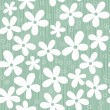 Stock vektor: Floral seamless background